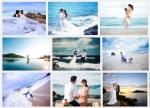 Nha Trang nơi lý tưởng cho việc chụp ảnh cưới
