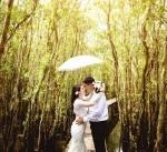 Làng nổi Tân Lập Long An địa điểm chụp ảnh cưới tuyệt đẹp