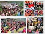 Những khu chợ giá rẻ nổi tiếng ở Sapa
