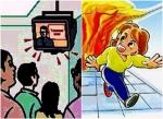 Khi có cháy xảy ra bạn cận phải làm gì?