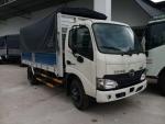Giá xe tải Hino 1.9 tấn tại TPHCM hiện nay bao nhiêu?