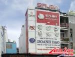 Địa điểm thi công biển quảng cáo - Công ty Quảng cáo Ánh Sao Trẻ chuyên thi công biển quảng cáo tốt nhất tại HCM