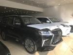 Tư vấn đại lý bán xe Lexus LX 570 Super Sport 2018 uy tín tại Hà Nội