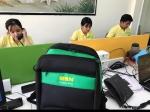Công ty sản xuất ba lô túi xách - Địa điểm may gia công balo chuyên nghiệp TPHCM