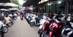 Chợ xe máy cũ Chùa Hà Quận Cầu Giấy Hà Nội