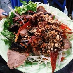 Địa điểm ăn uống, món ngon, quán gỏi bò khô ngon không thể không ăn thử tại TPHCM
