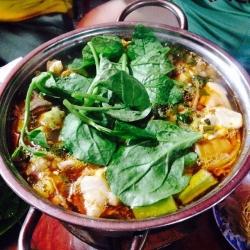 Địa điểm ăn uống, món ngon, quán lẩu bò ngon ngất ngây ở TPHCM