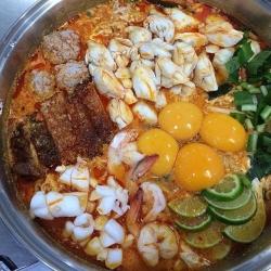 Địa điểm ăn uống, món ngon, quán Thái ngon hết sảy tại TPHCM