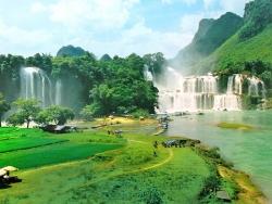 Du lịch Cao Bằng với những địa điểm núi rừng hùng vĩ, hoang sơ đặc trưng của Cao Bằng