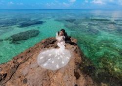 Lý Sơn địa điểm chụp ảnh cưới tuyệt đẹp ở Quảng Ngãi