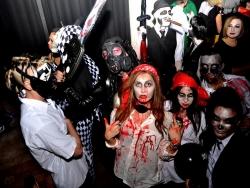 Những địa điểm vui chơi Halloween tại Hà Nội ma quái nhất