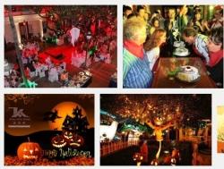 Vui chơi Halloween tại các khách sạn ở Nha Trang