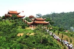 Thái Nguyên nơi có những địa điểm du lịch hấp dẫn