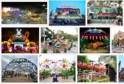 Thiên đường Giải trí Thỏ Trắng Vũng Tàu khu vui chơi nổi tiếng