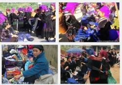 Du lịch Điện Biên đừng bỏ qua cơ hội đi chợ phiên Xá Nhè và Tả Sìn Thàng