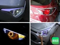 Các loại đèn cơ bản trên xe hơi