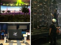 Địa điểm cho thuê màn hình Led sân khấu giá tốt nhất tại TPHCM