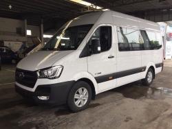 Kinh  nghiệm mua trả góp xe 16 chỗ Hyundai Solati