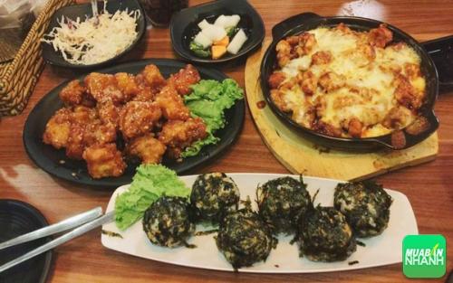 Địa điểm ăn uống, món ngon, quán gà Hàn Quốc tuyệt đối không nên bỏ qua tại Sài Gòn TPHCM, 58, Phương Mai, Địa Điểm Nhanh, 29/08/2016 13:29:19