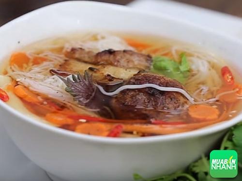 Ở Sài Gòn vẫn thưởng thưc được món  bún chả