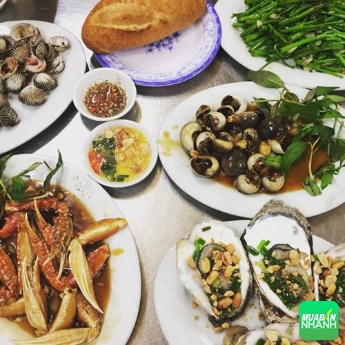 Địa điểm ăn uống, quán ngon, món ốc ngon thu hút giới trẻ tại TP.HCM, 98, Phương Mai, Địa Điểm Nhanh, 29/08/2016 13:47:16