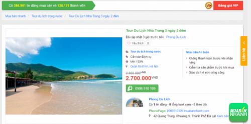 Tour DL Nha Trang