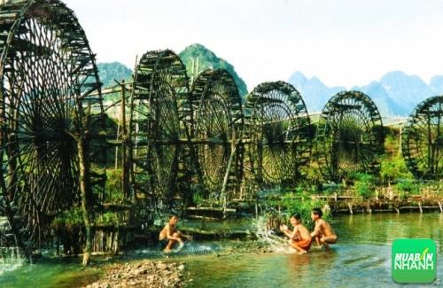 Những cọn nước tuyệt đẹp ở thung lũng Mai Châu - Hòa Bình