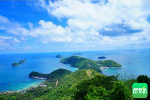 Hãy dành thời gian cuối tuần của bạn để cùng du lịch bụi khám phá đảo Nam Du - Kiên Giang