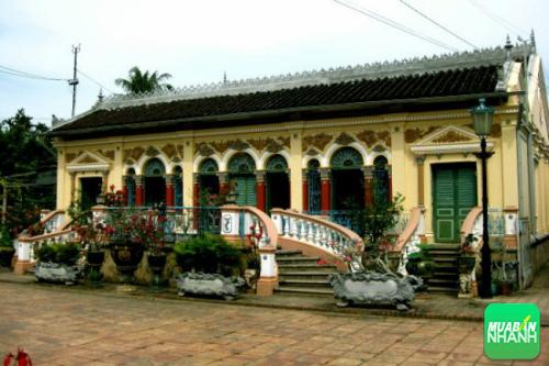 Nhà cổ Bình Thủy cũng là điểm đến lý tưởng khi du khách đến TP Cần Thơ.