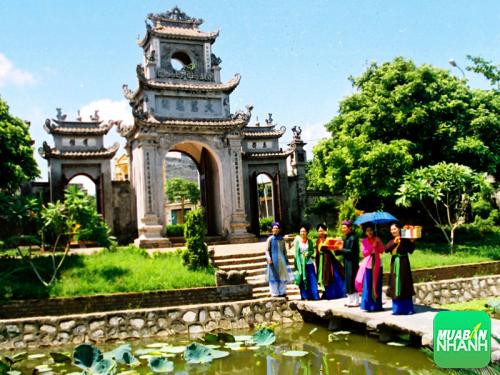 Địa điểm đến thích hợp khi đi du lịch một ngày ở Hưng Yên, 192, Phương Mai, Địa Điểm Nhanh, 30/08/2016 16:43:21