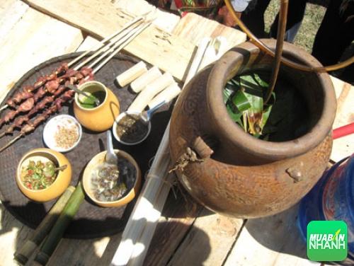 Canh thụt, món ăn ngon của người M'nông không nên bỏ qua khi tới Đắk Nông, 241, Phương Mai, Địa Điểm Nhanh, 05/09/2016 11:17:01
