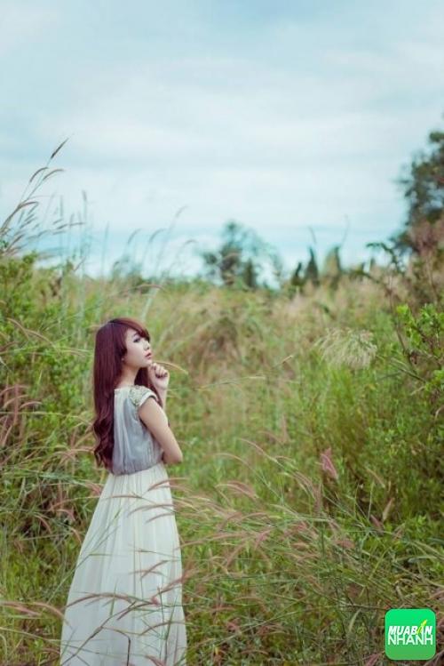 Cánh đồng lau - địa điểm chụp hình lãng mạn cho các cô gái