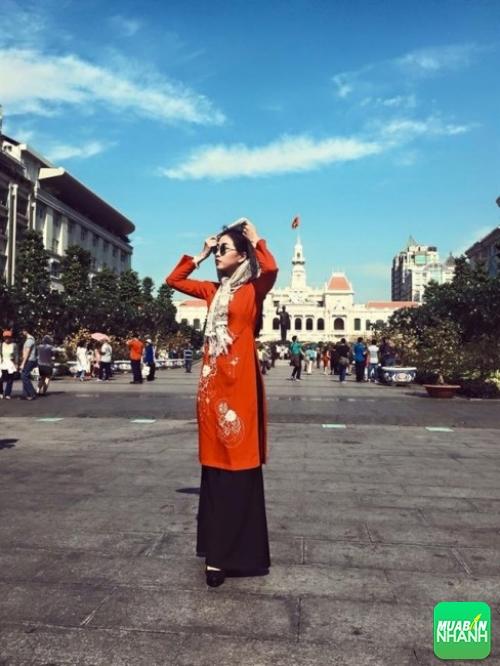 Phố đi bộ Nguyễn Huệ - không gian chụp hình tuyệt đẹp