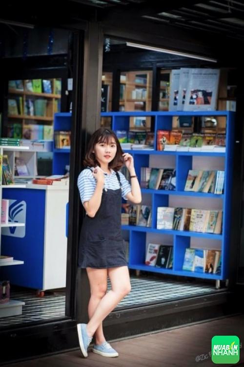Đường sách Sài Gòn mang vẻ đẹp của không gian sách đầy tính thẩm mỹ, nghệ thuật!