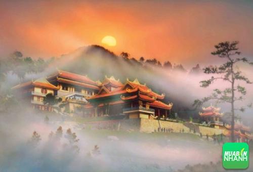 Thiền viện Trúc Lâm ở Tây Thiên