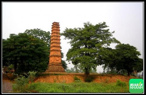 Tháp Bình Sơn tại Vĩnh Phúc