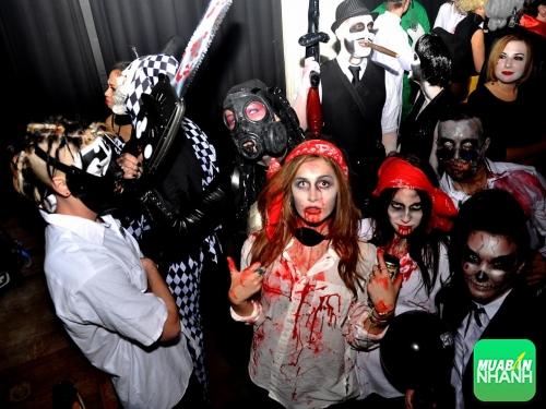 Những địa điểm vui chơi Halloween tại Hà Nội ma quái nhất, 311, Phương Mai, Địa Điểm Nhanh, 20/10/2016 11:09:57