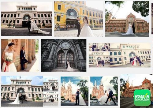 Những địa điểm chụp ảnh cưới đẹp nổi tiếng ở Sài Gòn, 318, Phương Mai, Địa Điểm Nhanh, 24/10/2016 09:22:19