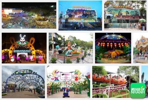 Thiên đường Giải trí Thỏ Trắng Vũng Tàu khu vui chơi nổi tiếng, 336, Phương Mai, Địa Điểm Nhanh, 31/10/2016 09:27:57