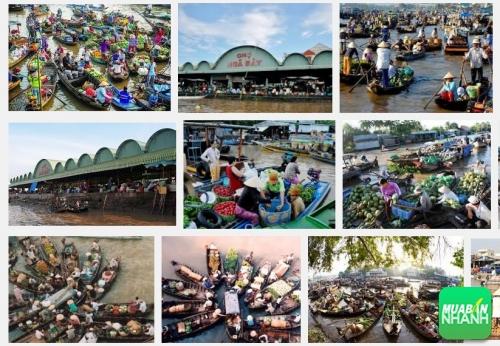 Chợ nổi Ngã Bảy - Nơi mua sắm nổi tiếng ở Hậu Giang, 347, Phương Mai, Địa Điểm Nhanh, 31/10/2016 17:03:07