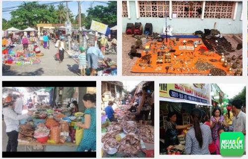 Chợ phiên Quới An khu chợ độc đáo ở Vĩnh Long, 355, Phương Mai, Địa Điểm Nhanh, 01/11/2016 14:45:41