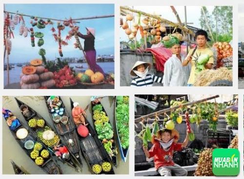 Chợ nổi Ngã Năm - Địa điểm mua sắm thu hút khách du lịch ở Sóc Trăng, 357, Phương Mai, Địa Điểm Nhanh, 01/11/2016 15:42:52
