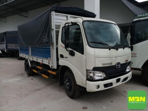 Giá xe tải Hino 1.9 tấn tại TPHCM hiện nay bao nhiêu?, 424, Ngọc Diệp, Địa Điểm Nhanh, 18/05/2018 08:24:40