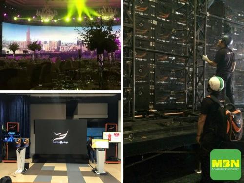 Địa điểm cho thuê màn hình Led sân khấu giá tốt nhất tại TPHCM, 438, Mãnh Nhi, Địa Điểm Nhanh, 28/06/2018 09:52:49