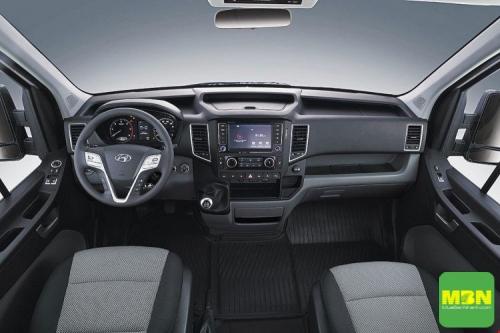 Chi tiết nội thất xe Hyundai Solati 16 chỗ, 447, Ngọc Diệp, Địa Điểm Nhanh, 19/07/2018 11:09:49