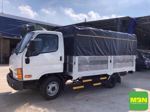 Báo giá xe tải New Mighty N250 mới nhất, 487, Ngọc Diệp, Địa Điểm Nhanh, 08/11/2018 08:26:40