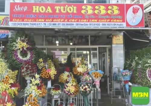 Địa chỉ các cửa hàng hoa tươi ở đường CMT8, Tân Bình, TPHCM, 511, Ngọc Diệp, Địa Điểm Nhanh, 21/05/2021 10:54:38
