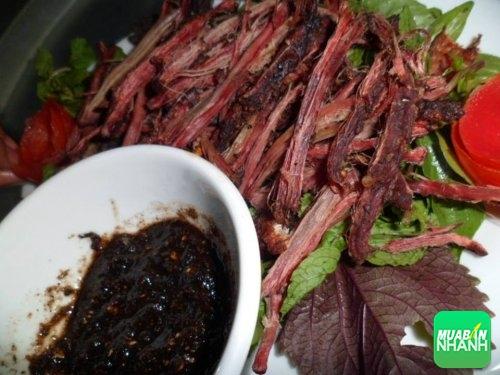 Những món ngon mang hương vị riêng biệt khó quên của mảnh đất Cao Bằng, 234, Phương Mai, Địa Điểm Nhanh, 01/09/2016 17:17:45