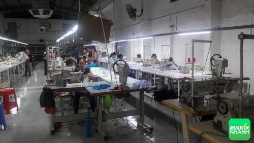 Tìm xưởng may gia công hàng chợ tại Bình Tân, TPHCM, 411, Mãnh Nhi, Địa Điểm Nhanh, 30/03/2018 14:45:55